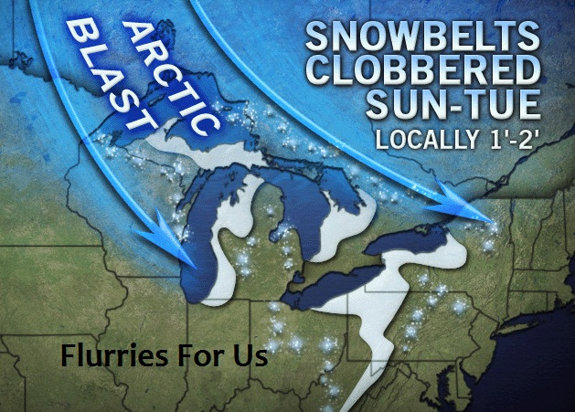 Wdrb Weather Blog December 2011 - Us-snow-belt-map