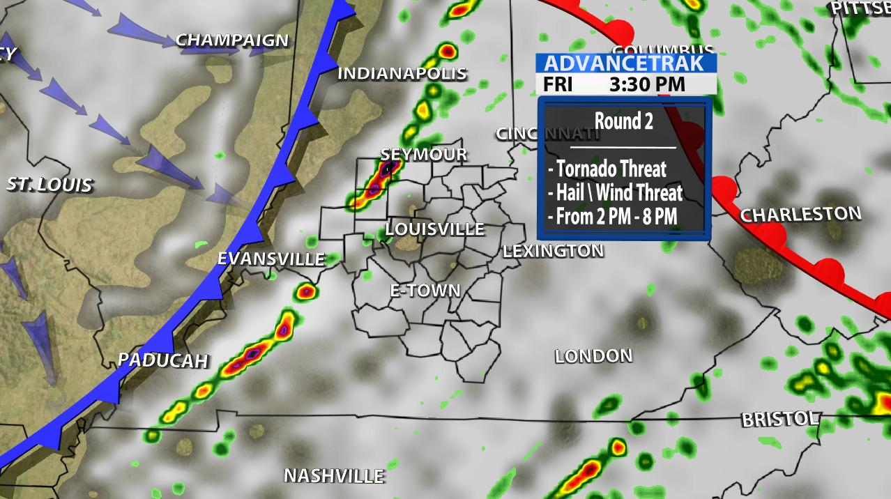 My Thoughts On Friday's Severe Weather Risk & My Full