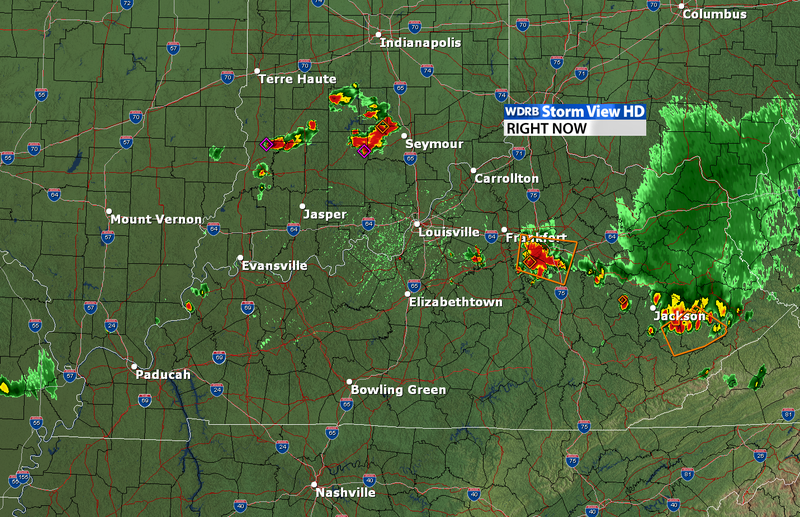 WDRB Weather Blog: July 2012