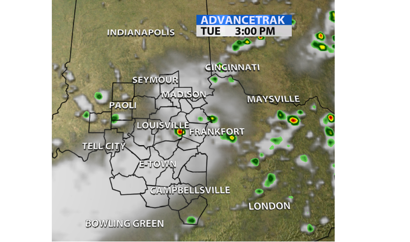 WDRB Weather Blog: August 2012