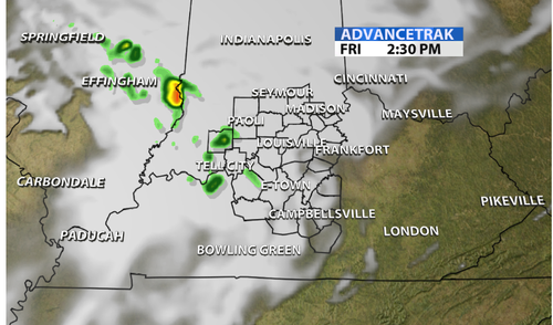 TODAY'S BLOG: Tracking Storms On Future Radar - WDRB Weather Blog