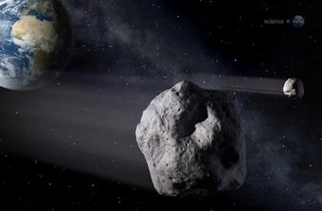 nasa feed asteroid - photo #13