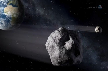 NASA Will Live Stream Record Setting Asteroid Fly-By