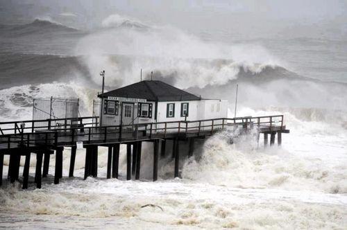 Ocean grove pier NJ