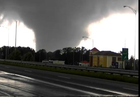 Remembering The April 27, 2011 Tornado Outbreak    - WDRB