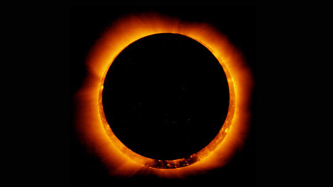 Annular Solar Eclipse Of May 10, 2013   Watch It Live