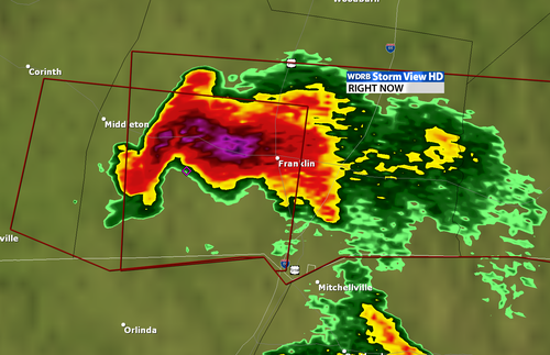 Extensive Damage Reported From Tornado In Kentucky! - WDRB Weather Blog