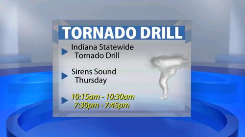 Severe Weather Preparedness Week In Indiana: 3/20 Tornado