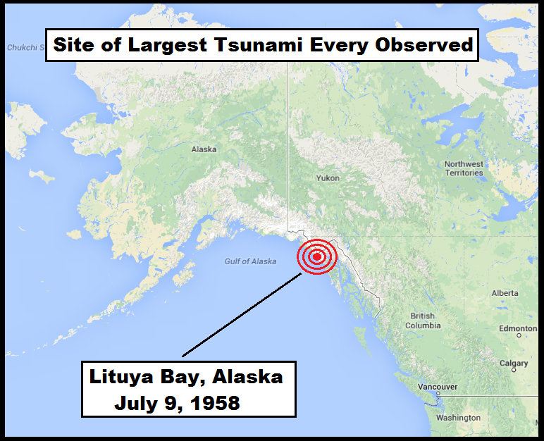 Alaskan Super Wave - The 1958 Mega-Tsunami! - WDRB Weather Blog