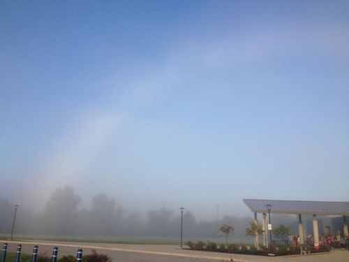 A Very RARE Weather Phenomena Occurred In Our Area This Morning! Any