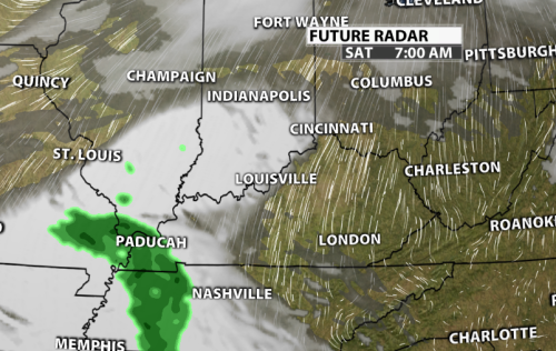 New Year Brings Same Up & Down Wild Weather - WDRB Weather Blog