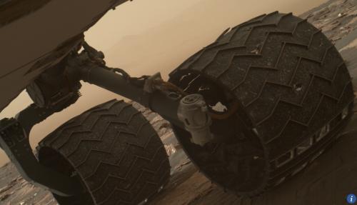 Rovers wheels