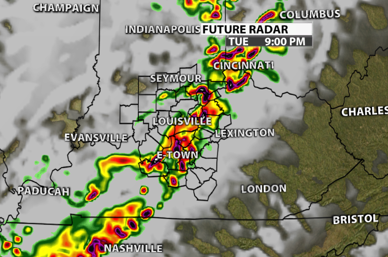 Severe Weather Update - WDRB Weather Blog