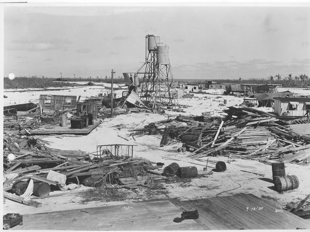 Labor Day 1935 Most Intense Hurricane To Ever Strike The Us Wdrb