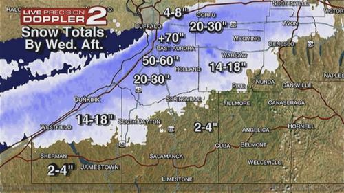 Snowmap