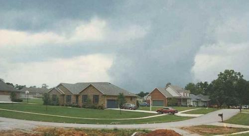 May 28 th tornado