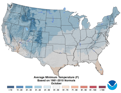 October-Average-Minimum-Temperature-Based-on-1981-2010-Climate-Normals