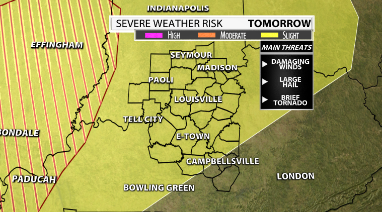 SEVERE RISK TUESDAY & WEDNESDAY! Looking At Timing & Threats