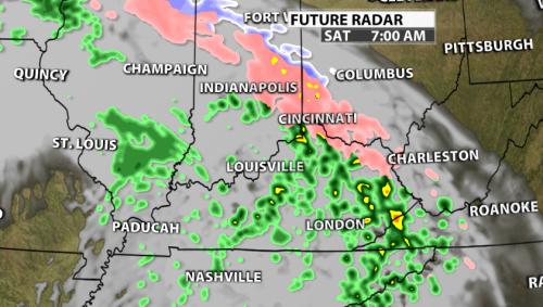 Future weather radar louisville ky