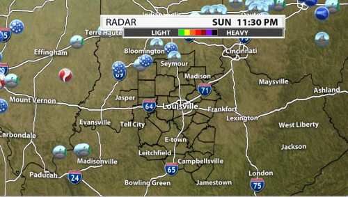 Sunday Night Tornadoes Confirmed - WDRB Weather Blog