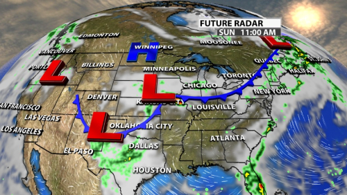 Update on Sunday Storms - WDRB Weather Blog